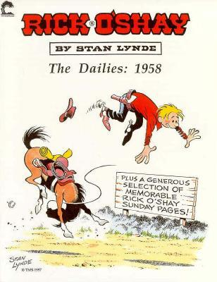 Free books to download on iphone Rick OShay : The Dailies: 1958 by Stan Lynde in French PDF ePub iBook 1886370095