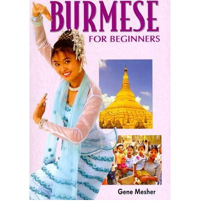 how to learn burmese language