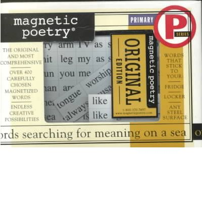 Magnetic Poetry: Original Kit