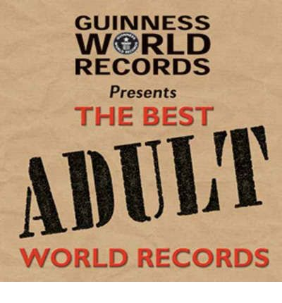 Adult Guinness World Records 110