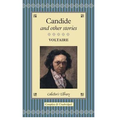 "a report on candide by voltaire Study notes/guide for candide by voltaire chapter 1 1 what is the significance of the name candide 2 what major philosopher is the target of voltaire's satire focused on ""the best of all."