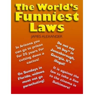 The World's Funniest Laws
