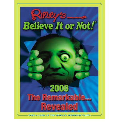 Ripley's Believe it or Not 2008