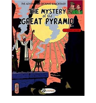 The Adventures of Blake and Mortimer: Mystery of the Great Pyramid, Part 2 v. 3