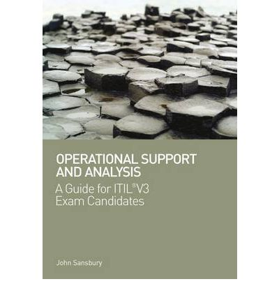 itil operational support and analysis book pdf