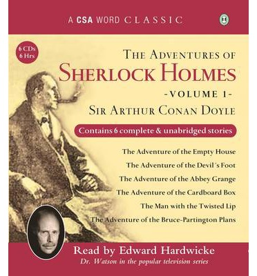 The Adventures of Sherlock Holmes: Vol. 1