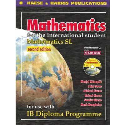 Mathematics for the International Student-IB Diploma