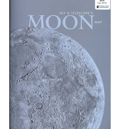 Sky & Telescope's Moon Map, Laminated