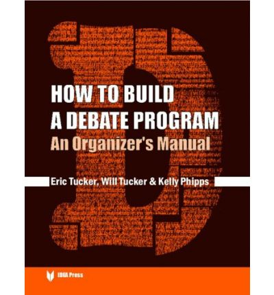 How to Build a Debate Program
