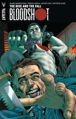 Bloodshot: Rise and the Fall Volume 2