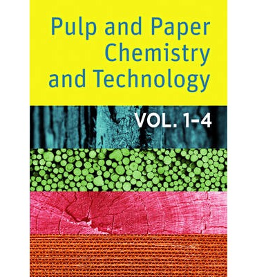 pulp and paper chemistry Other volumes in the latest edition of pulp and paper: chemistry and chemical technology, 3rd ed edited by james p casey volume 1 contents: cellulose and.