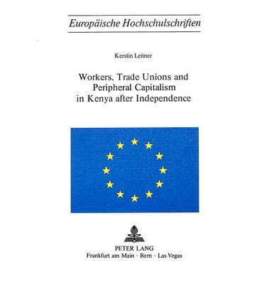 achievements of trade unions in kenya Of the forty registered trade unions in kenya, none has a  the employees but  on work related characteristics including academic achievements, physical.