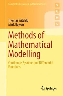 modeling with differential equations pdf