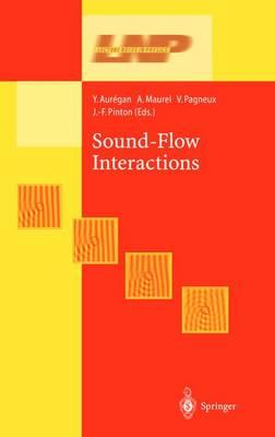 Download japanese textbook Sound-flow Interactions FB2 9783540433323