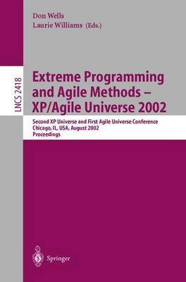 Extreme Programming and Agile Methods: v. 2418