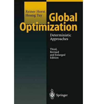 Global Optimization : Deterministic Approaches