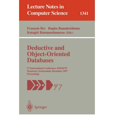 deductive databases essay Deductive databases 997 words | 4 pages \subsection{deductive databases} in the field of deductive databases there has been extensive research on the optimization of queries for datalog (and its variants) the major interest has been the optimization of recursive queries.
