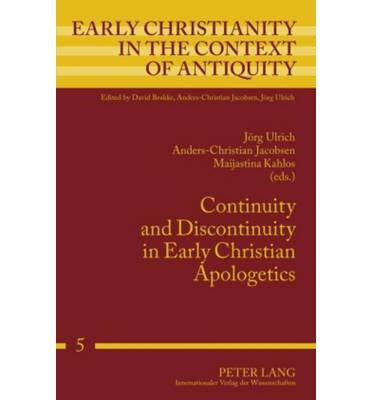 "continuity of christianity Most anthropologists of christianity occupy the mushy middle in such debates, seeing evidence of both continuity and change (barker, 2008b) all the same, the terms various scholars have coined to describe local manifestations of christianity in africa or oceania—as ""multiple"", ""vernacular"", ""hybrid"", and the like —reveal."