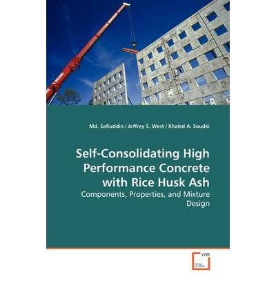 Self-Consolidating High Performance Concrete with Rice Husk Ash