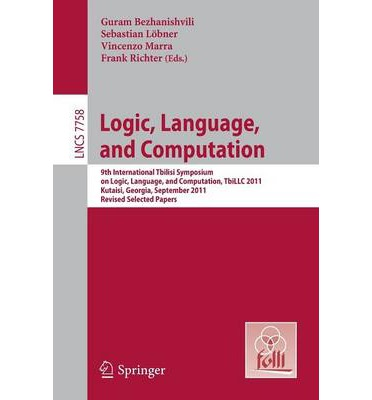 computational logic philosophy. a collection of essays Sociative logics and their applications: essays by the late richard sylvan   made contributions to many areas of philosophy, such as, relevant and  paraconsistent logic, meinongianism and metaphysics  part ii reasoning and  computation.