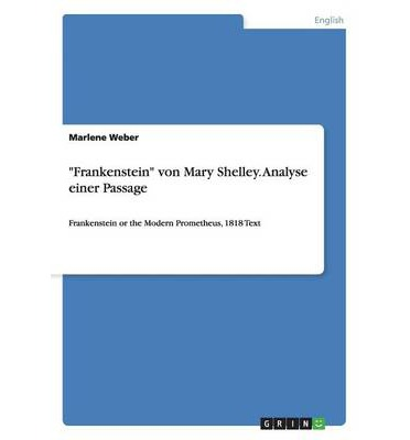 frankenstein mary shelley oxford book pdf