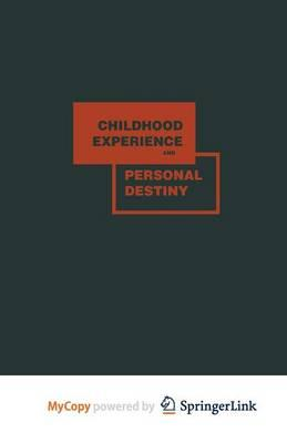 Child developmental psychology download e books for free read best sellers ebook childhood experience and personal destiny by william v silverberg 9783662399026 pdf fandeluxe Image collections