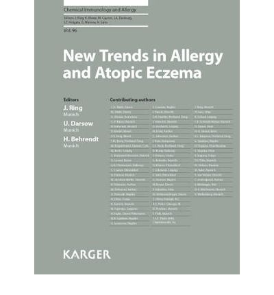 New Trends in Allergy and Atopic Eczema