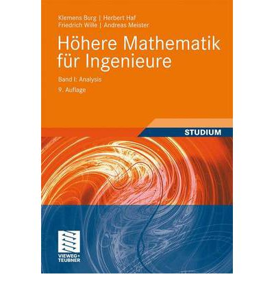 H Here Mathematik Fur Ingenieure Band I : Analysis (9., Berarb. Aufl. 2011)