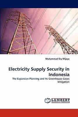 Electricity Supply Security in Indonesia