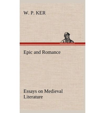 Essays on medieval literature