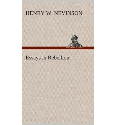 Essay on rebellion