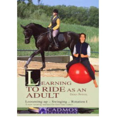 Learning to Ride as an Adult: Loosening-up, swinging, rotation 1