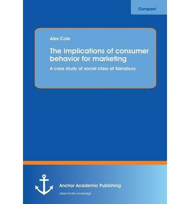 consumer behaviour and marketing research case studies