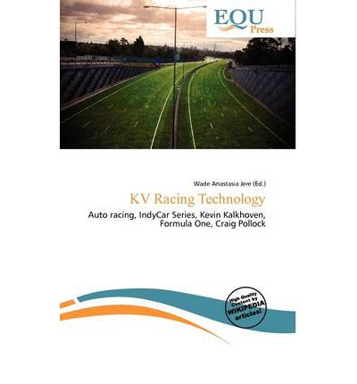 """Free books online for free no download Kv Racing Technology 6135954792 by Wade Anastasia Jere""""  DJVU"""