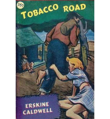 an analysis of tobacco road by erskine caldwell Tobacco road has 12,238 ratings and 621 reviews teresa said: probably thirty years ago, if not longer, i read the play based on this novel and until now.
