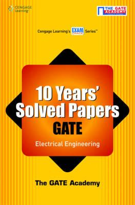 10 Years' Solved Papers Gate : Electrical Engineering