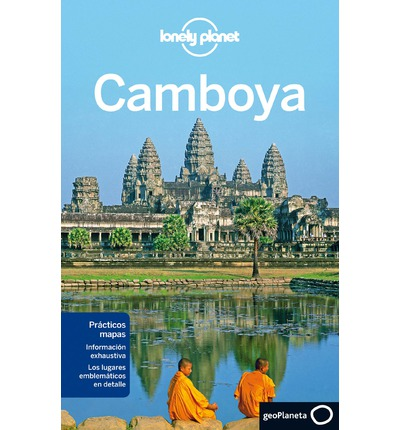 Lonely Planet Camboya