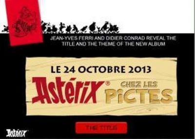 Astérix y los pictos / Asterix and the Pictos