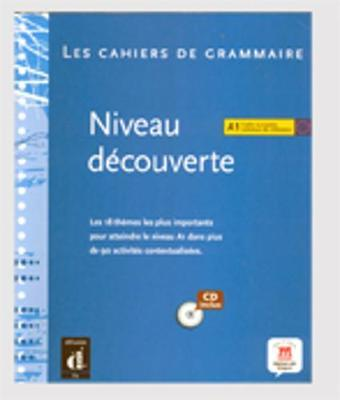 Kostenloser Download PDF-Buch 2 Les Cahiers De Grammaire : Niveau Decouverte A1 + CD by Collectif in German PDF FB2