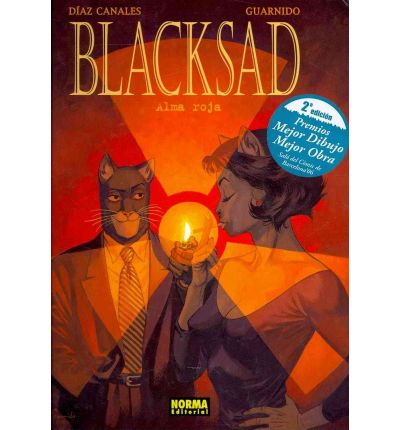 Blacksad, 3