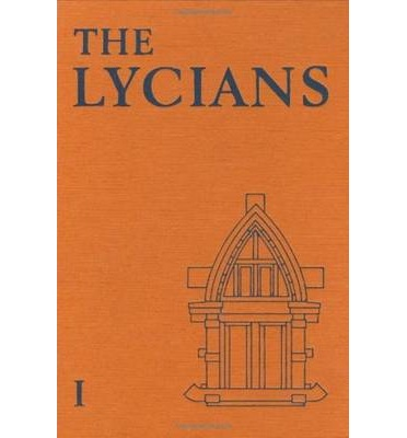 The Lycians in Literary and Epigraphic Sources: v. 1