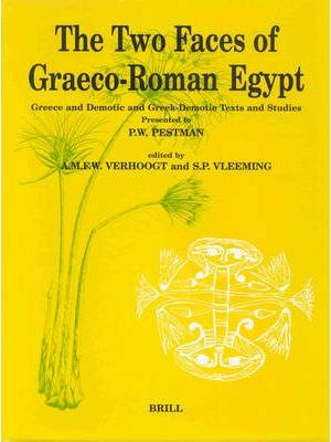 Two Faces of Graeco-Roman Egypt