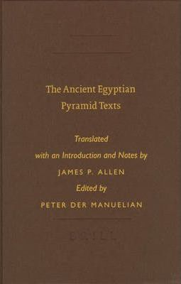 The Ancient Egyptian Pyramid Texts