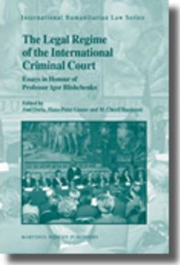 the international criminal court essay International criminal court but while the milosevic trial is a temporary answer to a specific international war crime, the world.