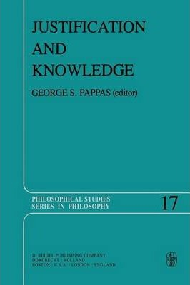 essays on knowledge and justification pappas Pappas, george s and swain, marshall bibliographic citation ithaca, ny: cornell university press, 1978 380 p permanent link find in a library essays on knowledge and justification author pappas, george s and swain, marshall bibliographic citation.