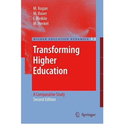 transforming higher education in kenya The role of leaders in transforming learners and learning in the higher learning institutions in kenya institutions in higher education are investing heavily in.