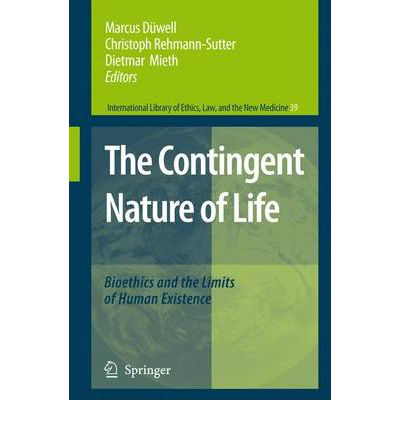 The contingent nature of life marcus d well 9789048177172 for Dietmar mieth