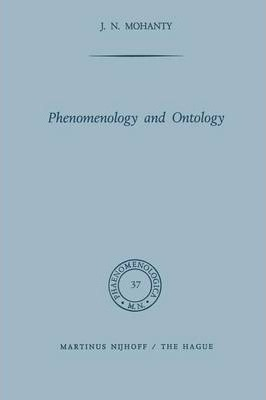 an essay on phenomenological ontology Buy being and nothingness: an essay on phenomenological ontology (routledge classics) 2 by jean-paul sartre (isbn: 8601300256924) from.