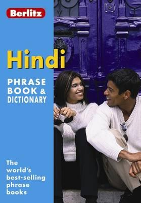 Berlitz: Hindi Phrase Book & Dictionary