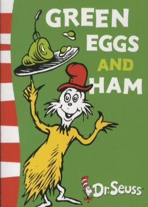 Dr. Seuss - Green Back Book: Green Eggs and Ham: Green Back Book